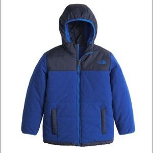 The North face true or false reversible jacket